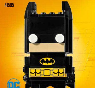 Lego #41585 – Batman BrickHeadz #1