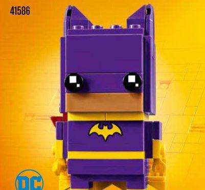 Lego #41586 – Batgirl BrickHeadz #2
