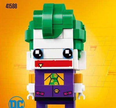 Lego #41588 – Joker BrickHeadz #4
