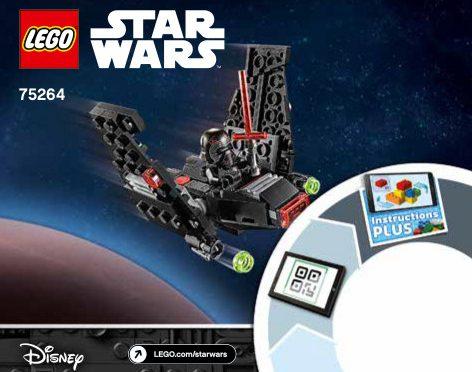 Lego #75264 – Kylo Rens Shuttle