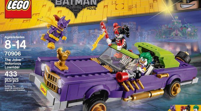 Lego #70906 – Jokers Lowrider