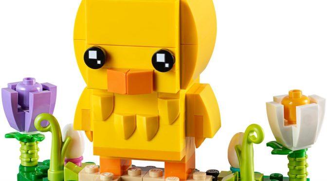 Lego #40350 – Osterküken BrickHeadz #82