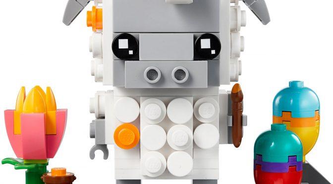 Lego #40380 – Osterlamm BrickHeadz #100