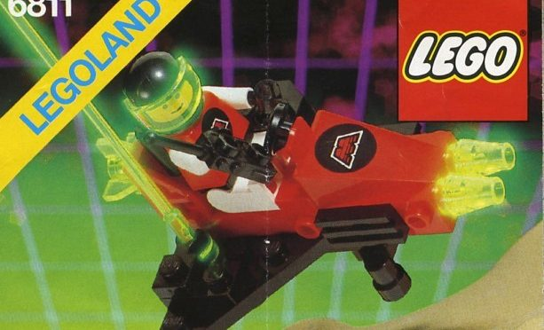 Lego #6811 – Pulsar Charger
