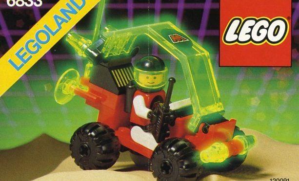 Lego #6833 – Beacon Tracer