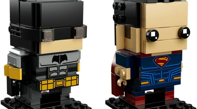 Lego #41610 – Tactical Batman & Superman #41 & 42