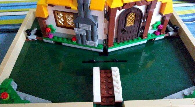 Lego – Umbau des Popup-Buches