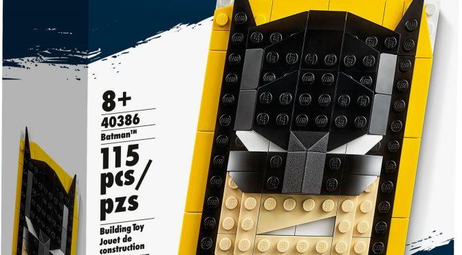 Lego #40386 – Batman