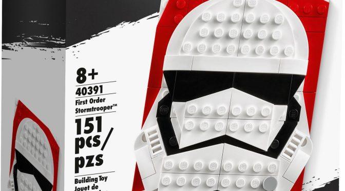 Lego #40391 – Stormtrooper