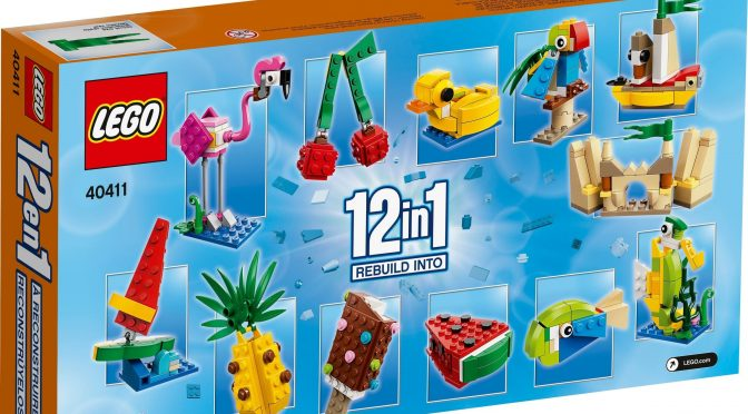Lego #40411 – 12-in-1-Sommerspaß