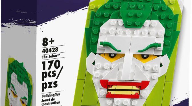 Lego #40428 – Joker