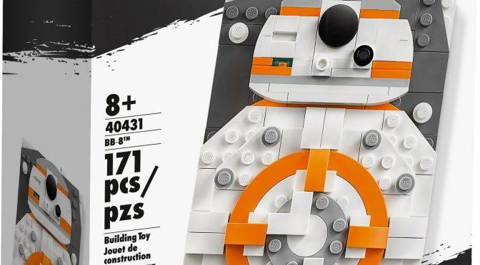 Lego #40431 – BB-8