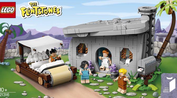 Lego #21316 – Familie Feuerstein
